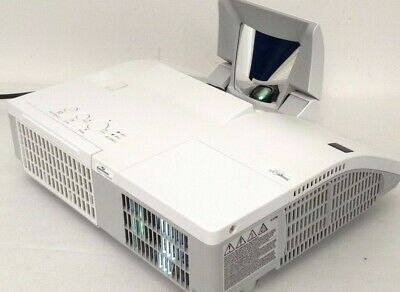 Hitachi Cp-A222Wn 3Lcd Hdmi Projector 3812H Lamp Hours Ref:1399