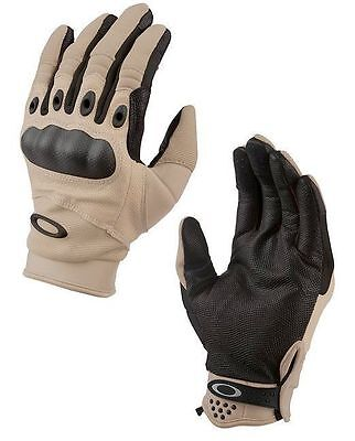 Oakley SI Assault Tactical / Factory Pilot Glove Desert Tan