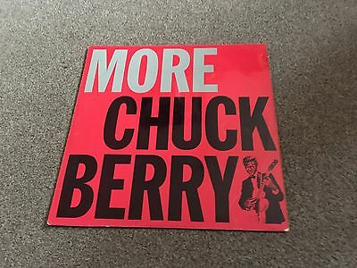Chuck Berry - More Chuck Berry - 1960 Lp A1/b1 First Pressing Vg+ Look In Shop!!