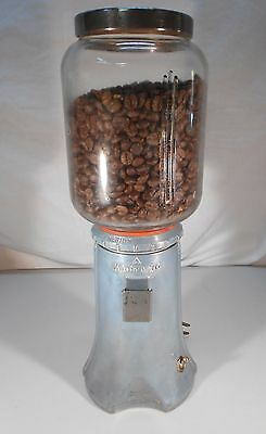 Vintage  Coffee Grinder Mill Made by Hobart Mfg. Kitchen Aid Model A-9