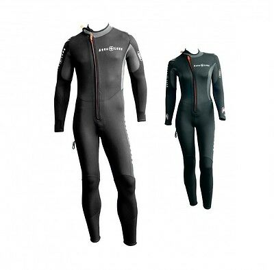 Aqualung Dive Range Jumpsuit 5,5mm Tauchanzug Gr. 36-58 Neoprenanzug