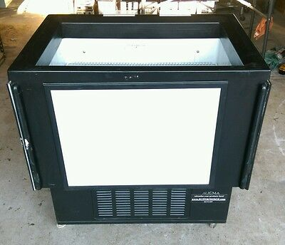 Open Top Chest Cooler and Freezer Aucum SD-160K Duel Combination 2-in-1