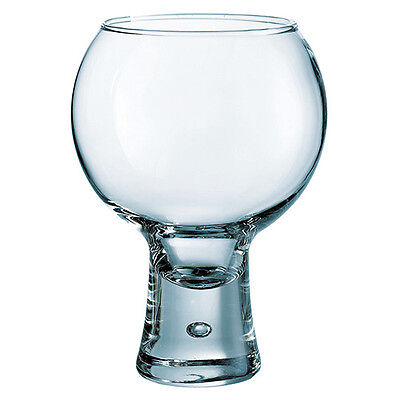 Durobor Alternato Set Of 6 Large Wine Glasses