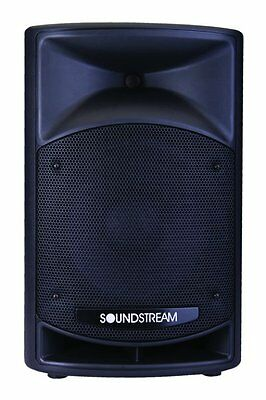 """New POWER SPR-15A SS 15.5"""" ABS Speaker Cabinet 350W"""