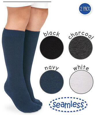 Jefferies Seamless Knee High 4 PK - unisex - school colours