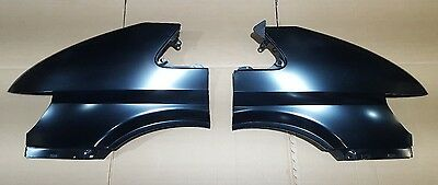 FORD TRANSIT MK6 2000-2006 both Front Wings Pair Left & Right Primed