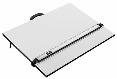 "Alvin PXB Series Portable Parallel Straight Edge Drawing Board 24""x36"" White"