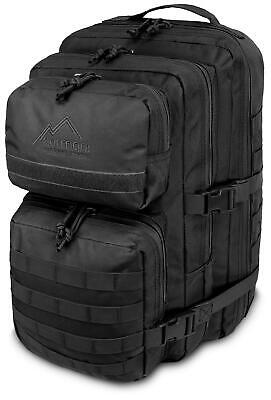 US Assault Pack large Rucksack ca. 50 Liter Daypack  ARMEE OUTDOOR TASCHE BW