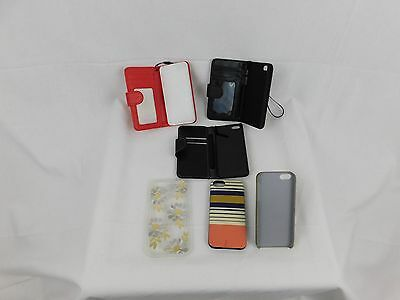 Lot of IPhone Cases 5/5s/6s