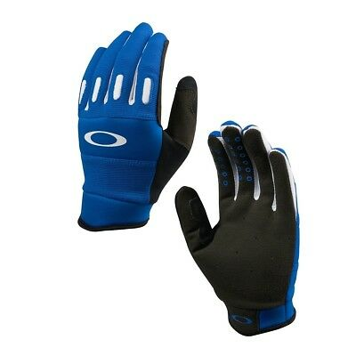 Gants Vtt Oakley Factory Glove 2.0 Blue Line