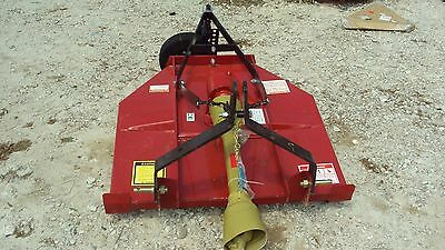 "3pt 42"" brush hog mower for compact tractors"