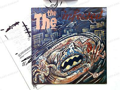 The The - Infected NL LP 1986 + Innerbag //1