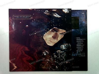 Mike Oldfield - Earth Moving GER LP 1989 + Innerbag //4