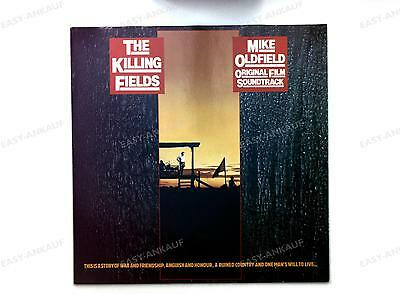 Mike Oldfield - The Killing Fields (Original Film Soundtrack) Europe LP 1984 //5