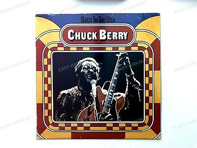 Chuck Berry - Back In The USA LP 1973 //1