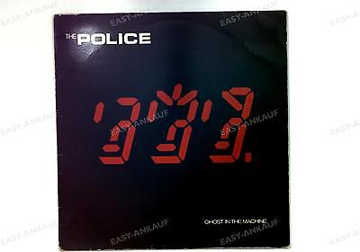 The Police - Ghost In The Machine Europe LP 1981 //26