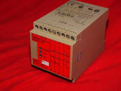 Omron G9S-301 Safety Relay Unit Source Dc24V