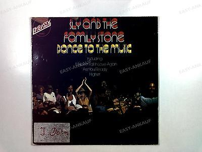 Sly & The Family Stone - Dance To The Music NL LP 1968 + Innerbag //1