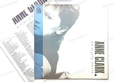 Anne Clark - Changing Places GER LP 1983 + Innerbag //4