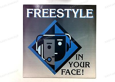 Freestyle - In Your Face GER Maxi 1990 //1