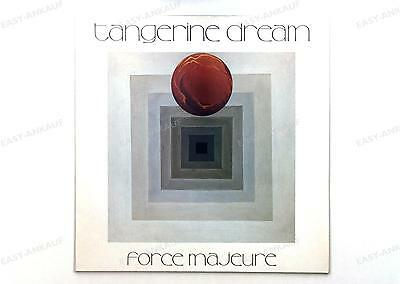 Tangerine Dream - Force Majeure GER LP 1979 //6
