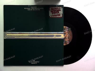 The Alan Parsons Project Tales Of Mystery And Imagination LP Reissue //7