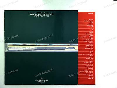 The Alan Parsons Project - Tales Of Mystery And Imag.-GER LP 1976 + Innerbag //5