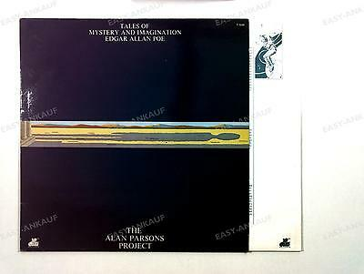 The Alan Parsons Project -Tales Of Mystery And ImaginationF LP 1976+Innerbag //4
