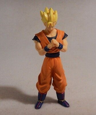 BANPRESTO? Dragon Ball Master Stars Piece Super Saiyan Son Goku  Figure