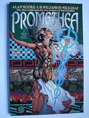 Alan Moore and J. H. Williams - Promethea Book One 1 graphic novel comic book