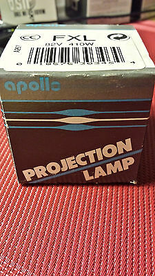 Apollo FXL Projector Projection Lamp Bulb 82V 410W - MADE IN USA
