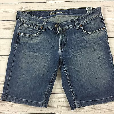 Women's American Eagle Outfitters Denim Jean Shorts Size  Short