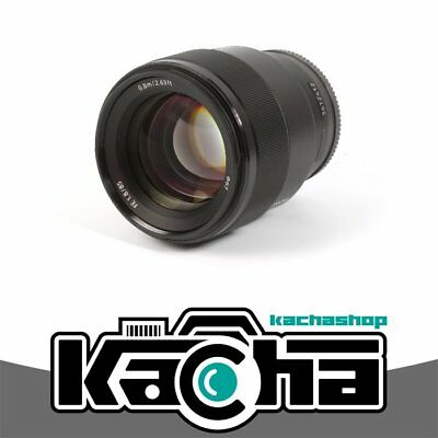 SALE Sony FE 85mm f/1.8 Lens (SEL85F18)