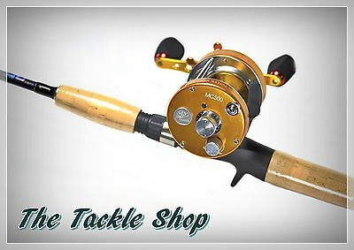6' IM6 Carbon 2-4Kg Baitcast Combo - MY MC500 6BB Reel + Latitude X-Cast ED Rod