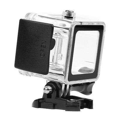 SHOOT Diving Protective Waterproof Case Skeleton Housing f GoPro Hero 4 Session