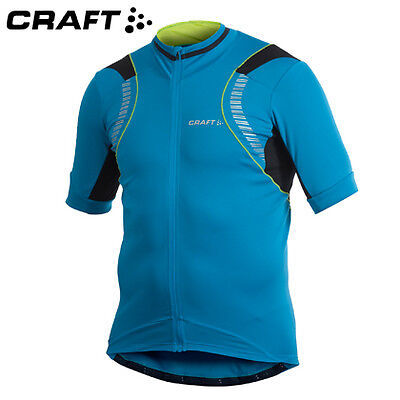 CRAFT - GLOW Performance Herren Fahrrad Trikot Bike-Shirt