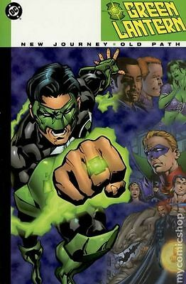 Green Lantern New Journey Old Path Tpb 2001 1St Print Kyle Rayner