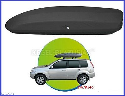Protective cover for car roof top box 175 - 205cm fits: Exodus 580L