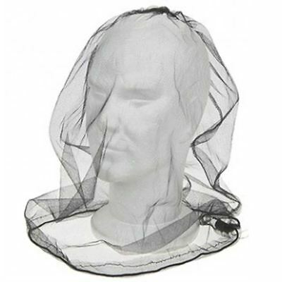 Over The Head Midge & Mosquito Mesh Net Protector For Face And Neck Adjustable