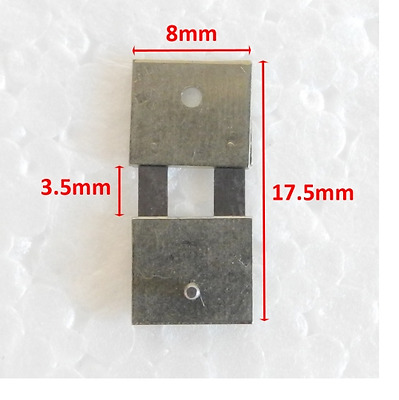 CLOCK SUSPENSION SPRING TOP QUALITY STEEL 17.5mm x 3.5mm x 8mm PARTS - CS5836