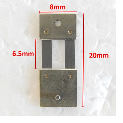 CLOCK SUSPENSION SPRING TOP QUALITY STEEL 20mm x 6.5mm x 8mm PARTS - CS586