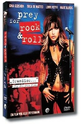 Prey For Rock & Roll (Gina Gershon)  Dvd Neuf