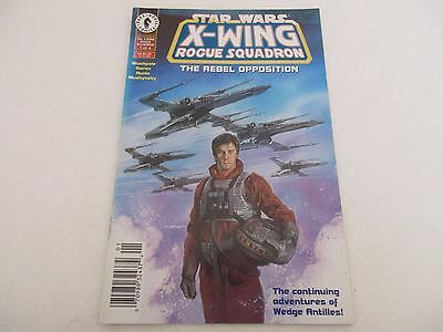 STAR WARS X-WING ROGUE SQUADRON THE REBEL OPPOSITION N°1 - VO Dark Horse Comics
