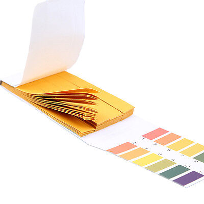 80x pH 1-14 Test Paper Litmus Testing Paper PH Test Strips for Urine And Vaginal