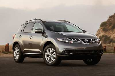 NISSAN Murano 2003 to 2007, 2009 to 2014 Factory Service Manual 2014 (PDF File)