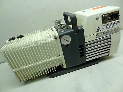 ALCATEL ANNECY PASCAL 2021 Sd Dual Stage Rotary Vane Vacuum Pump 2021Sd