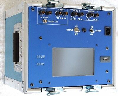 Current and Potential Transformer Test Set / CT analyzer