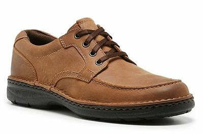 Mens HUSH PUPPIES ROCKS EXTRA WIDE FORMAL/DRESS/WORK/LEATHER SHOES