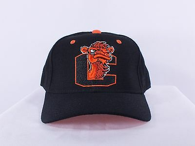 Campbell Fighting Camels Ncaa 7 1/4, 7 5/8 Fitted Cap Hat D118