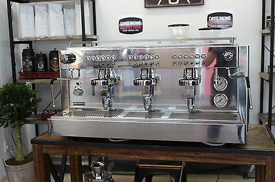 Rocket Linea Professionale 3 Group Commercial Espresso Coffee Machine
